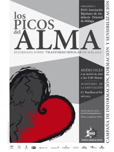 Cartel III Jornada Los Picos del Alma