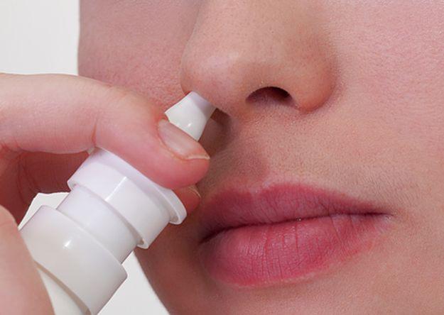 'spray' nasal