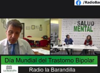 Día Mundial del Trastorno Bipolar II Radio la Barandilla - Dr. Celso Arango